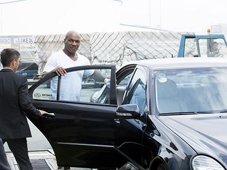 Mike Tyson đã đến TP.HCM - ảnh 3