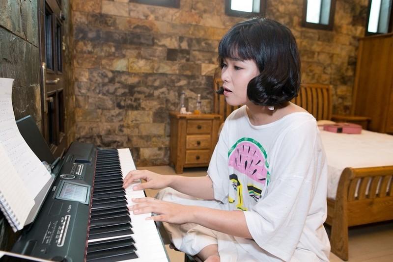 Thảo Nhi tung ca khúc trước chung kết Sing my song - ảnh 2