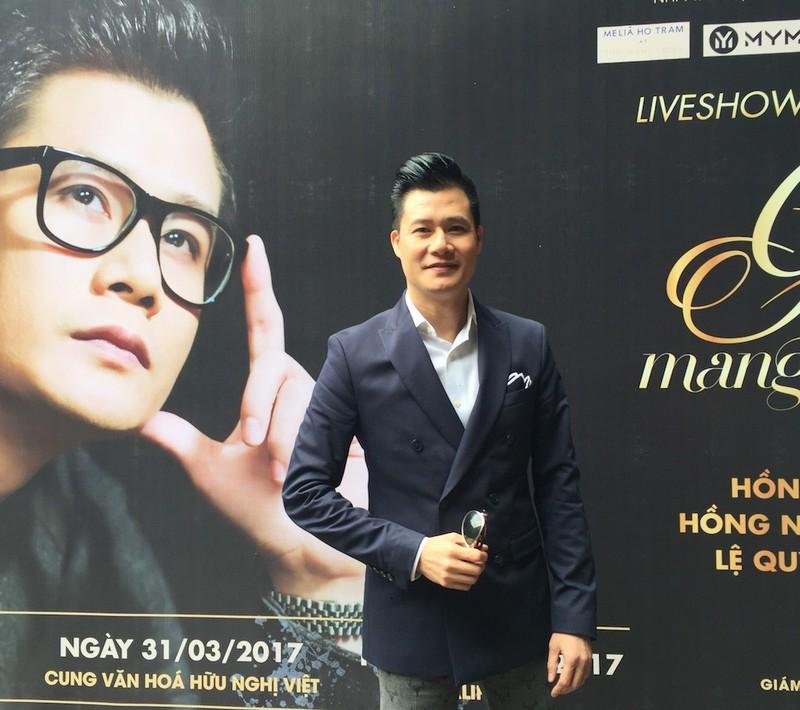 Quang Dũng sẽ hát ca khúc mới của nữ nhạc sĩ Diệu Hương - ảnh 2