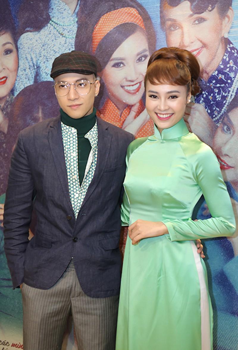 Ngô Thanh Vân làm phim về áo dài Sài Gòn trước 1975 - ảnh 5