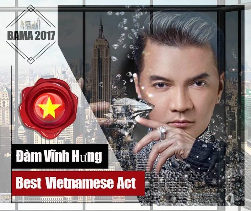 Đàm Vĩnh Hưng, Đông Nhi được đề cử giải âm nhạc quốc tế - ảnh 1