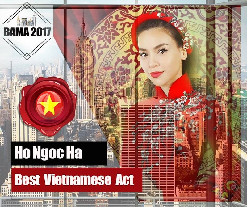 Đàm Vĩnh Hưng, Đông Nhi được đề cử giải âm nhạc quốc tế - ảnh 4