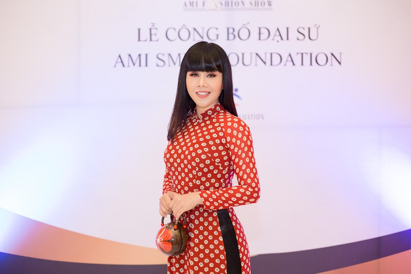 Hàng loạt hoa hậu làm đại sứ quỹ vì trẻ em - ảnh 1