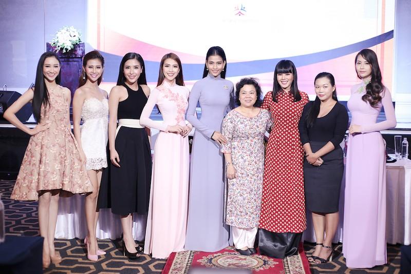Hàng loạt hoa hậu làm đại sứ quỹ vì trẻ em - ảnh 2