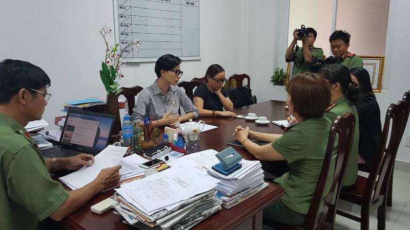 Ngô Thanh Vân đã gặp công an làm việc vụ quay lén phim - ảnh 2