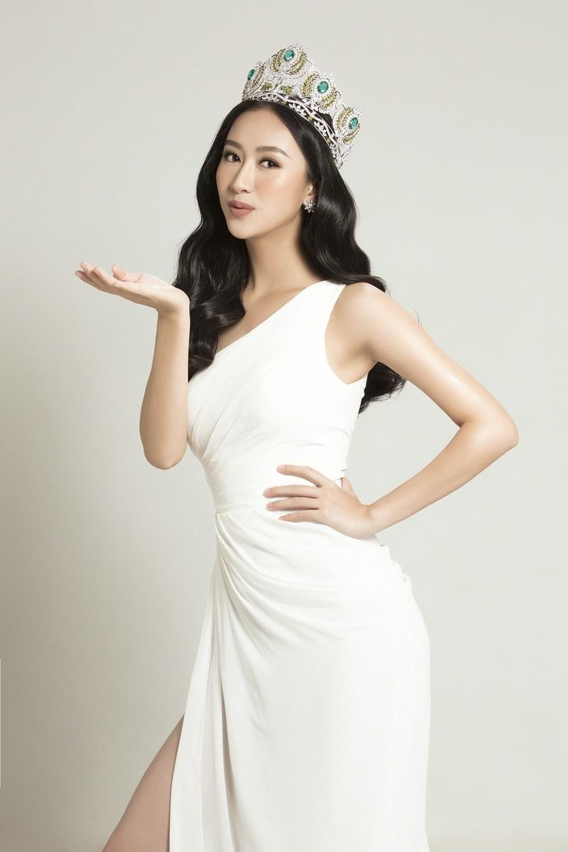 Hà Thu làm giám khảo Hoa hậu Đại sứ du lịch thế giới - ảnh 3