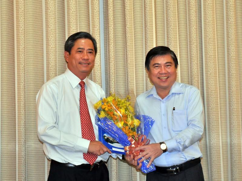 Ông Dương Thanh Tùng làm Tổng Giám đốc Đài Truyền hình TP.HCM - ảnh 1