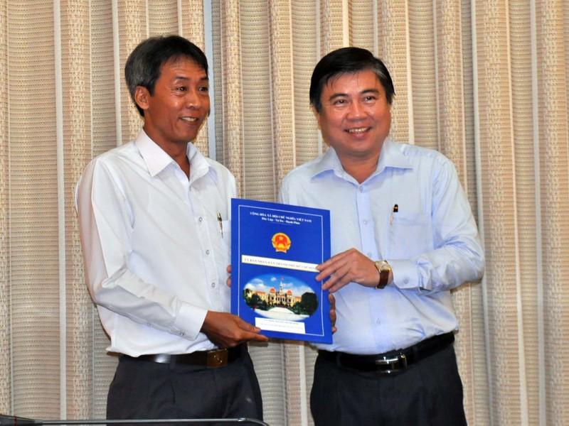 Ông Dương Thanh Tùng làm Tổng Giám đốc Đài Truyền hình TP.HCM - ảnh 2