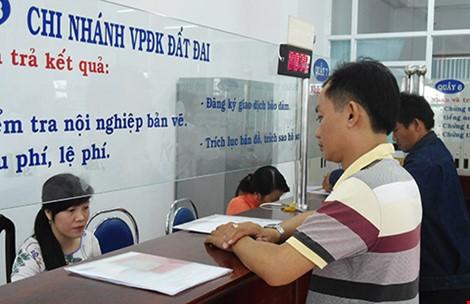 TP.HCM xử nghiêm người đứng đầu giải quyết hồ sơ chậm - ảnh 1