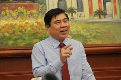 Chủ tịch TP.HCM sẽ trực tiếp chỉ đạo chống tham nhũng - ảnh 1