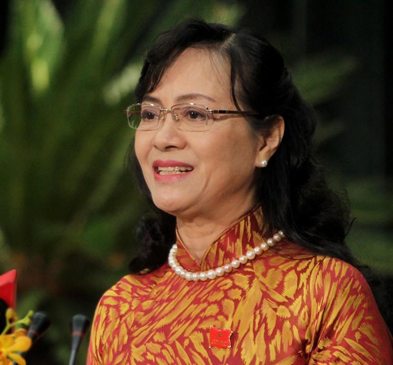 Bà Nguyễn Thị Quyết Tâm tái đắc cử chủ tịch HĐND TP.HCM - ảnh 2