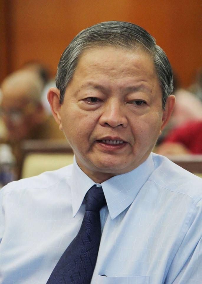 Ông Lê Văn Khoa