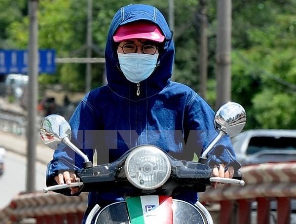 Bắc Bộ gia tăng nắng nóng, nhiệt độ ở Hà Nội lên đến 36 độ C - ảnh 1