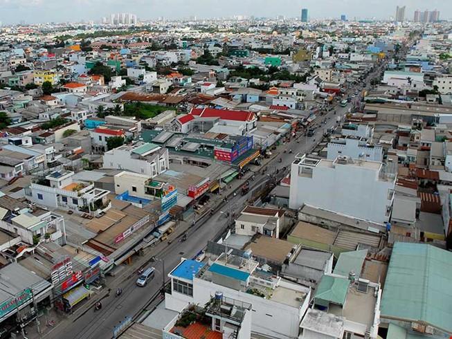 Sẽ đề xuất huyện Bình Chánh, Hóc Môn, Nhà Bè thành quận - ảnh 1