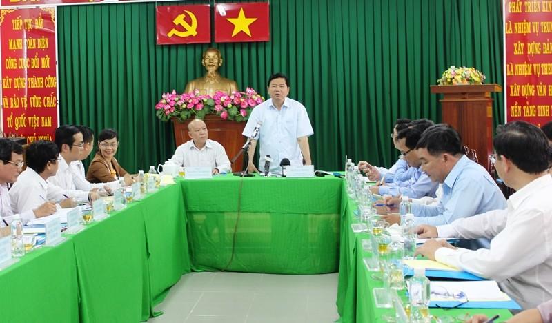 Sẽ đề xuất huyện Bình Chánh, Hóc Môn, Nhà Bè thành quận - ảnh 2