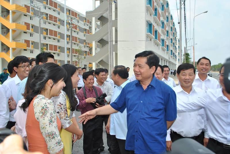 TP.HCM muốn học Bình Dương xây nhà ở xã hội 100 triệu - ảnh 1