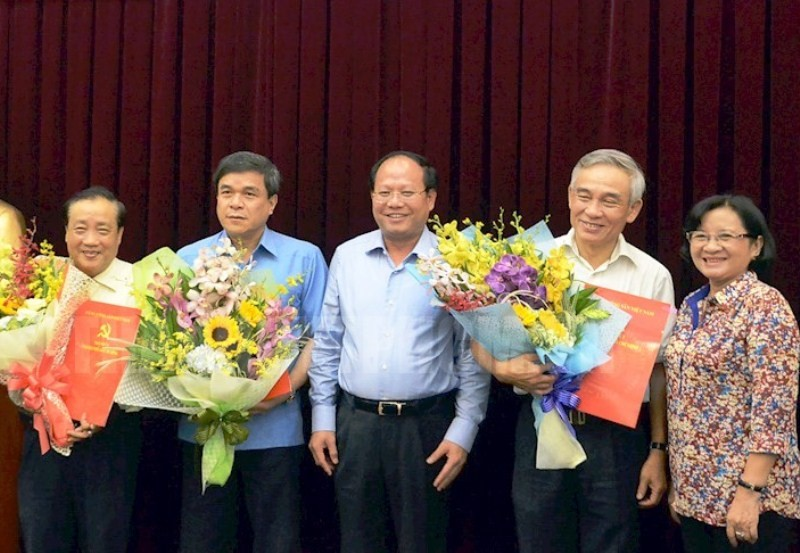 Ông Nguyễn Quý Hòa nghỉ việc theo nguyện vọng - ảnh 1