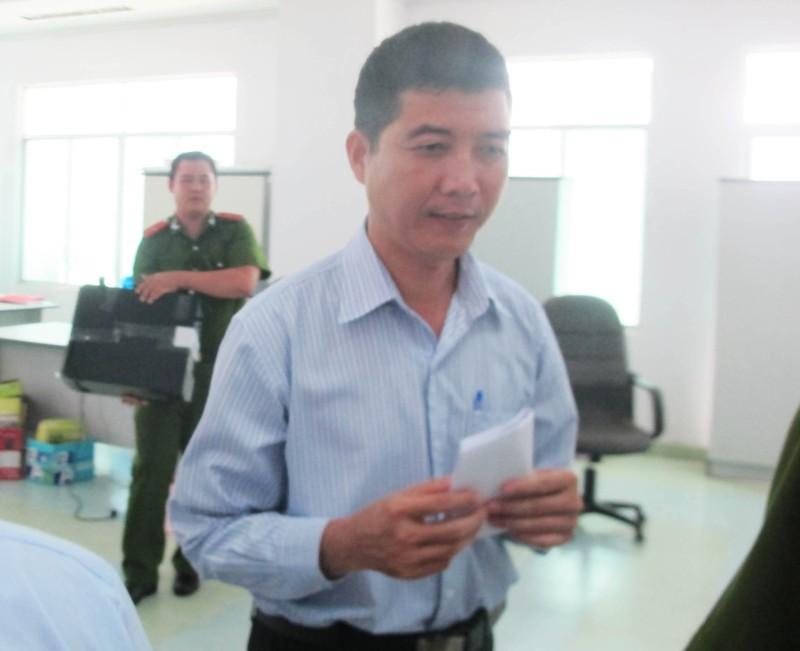 Khởi tố nguyên giám đốc Sở TT&TT Phú Yên - ảnh 2