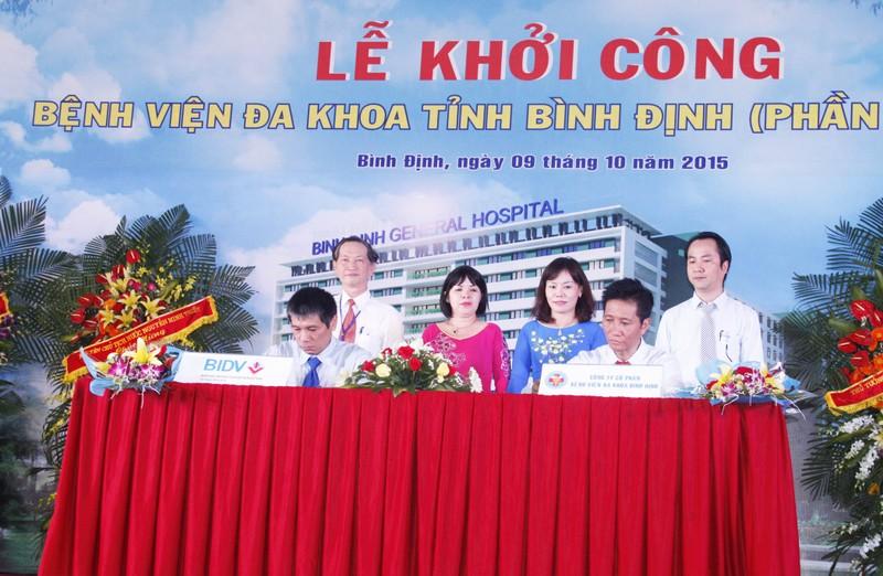 Bình Định sắp có bệnh viện 600 giường - ảnh 1
