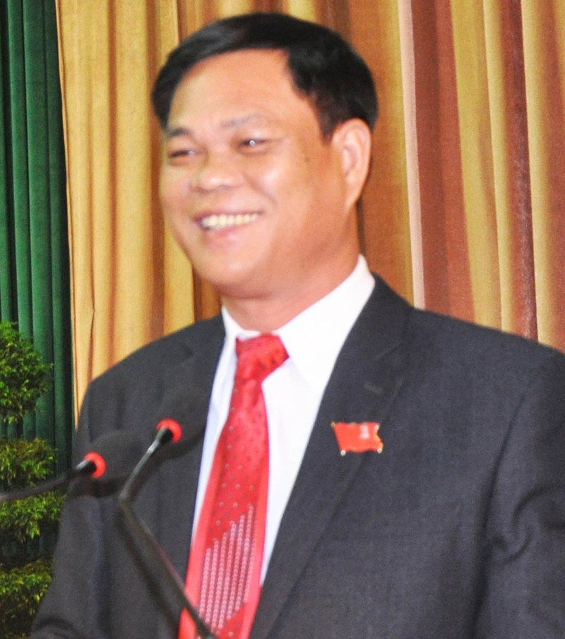 Phú Yên có tân bí thư Tỉnh ủy - ảnh 1