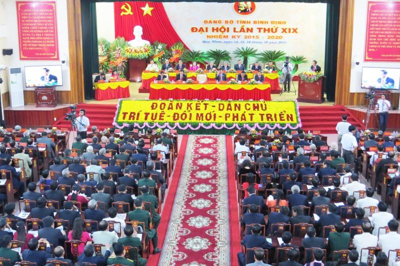 Ông Nguyễn Minh Triết được bầu vào Tỉnh ủy Bình Định  - ảnh 1