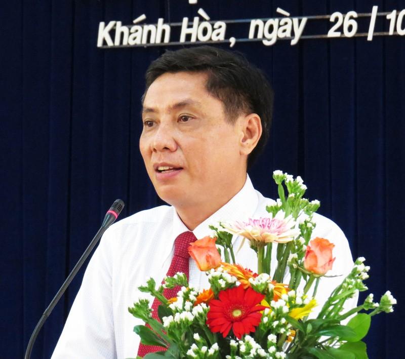 Khánh Hòa có chủ tịch tỉnh mới - ảnh 1