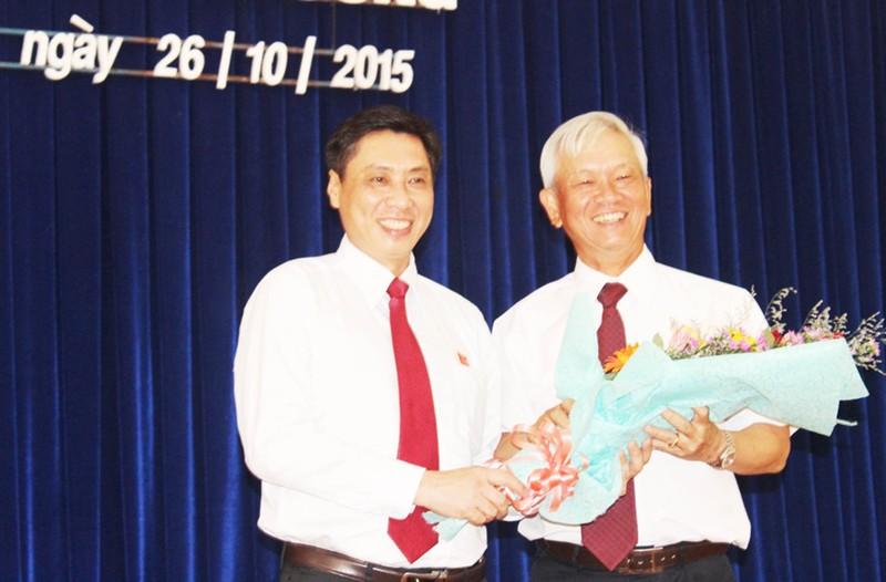 Khánh Hòa có chủ tịch tỉnh mới - ảnh 2