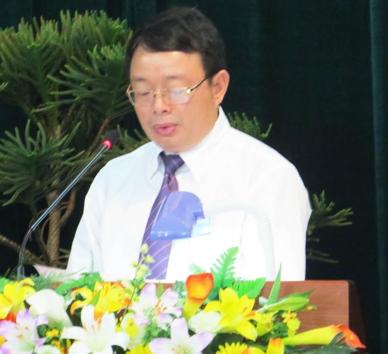 Cựu cán bộ Ủy ban Kiểm tra Trung ương làm chủ tịch tỉnh Phú Yên - ảnh 1