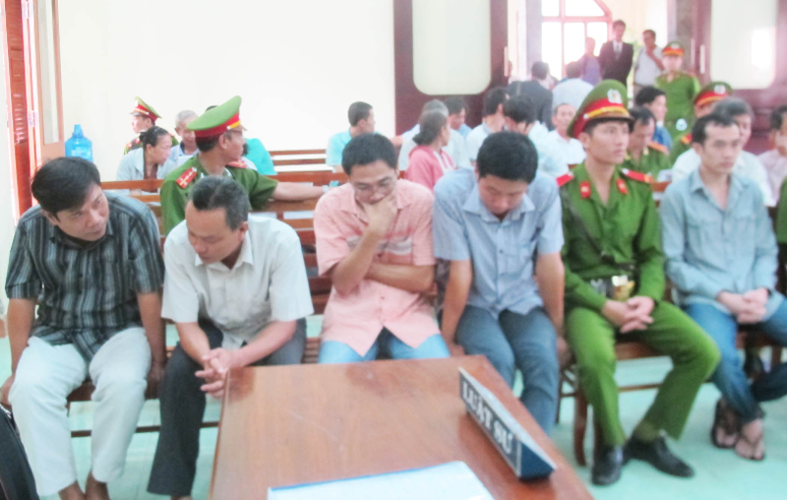 Lại hoãn xử phúc thẩm vụ công an đánh chết nghi can ở Phú Yên - ảnh 1