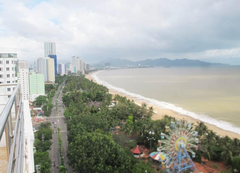 Sẽ cắt ngọn các cao ốc cao hơn 40 tầng ở Nha Trang - ảnh 1