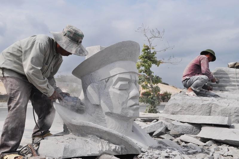 Tượng đài Gạc Ma: 'Những người nằm lại phía chân trời' - ảnh 7