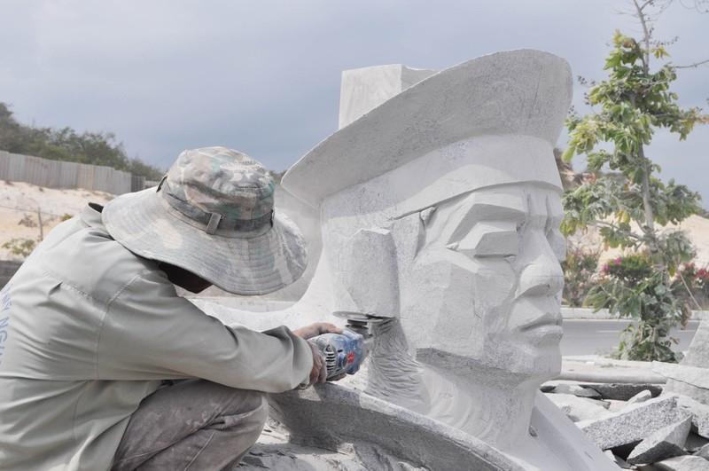Tượng đài Gạc Ma: 'Những người nằm lại phía chân trời' - ảnh 9
