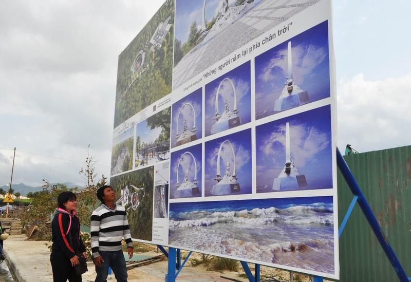 Tượng đài Gạc Ma: 'Những người nằm lại phía chân trời' - ảnh 2