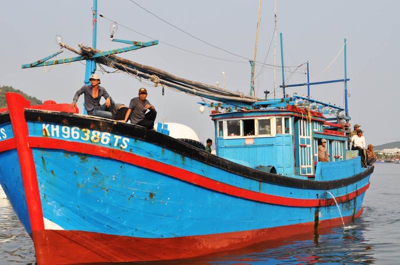 Nghi tàu nước ngoài cố tình tông chìm tàu cá Việt Nam ở Hoàng Sa - ảnh 1