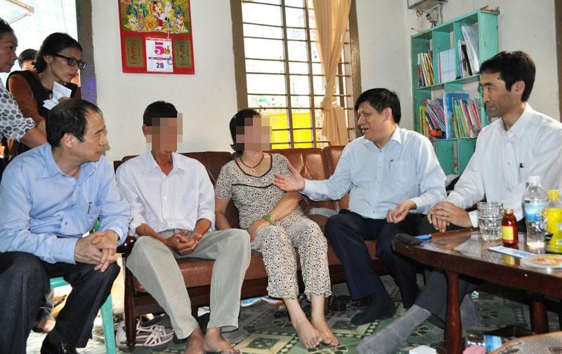 Giám sát chặt tất cả phụ nữ mang thai dưới 3 tháng ở Khánh Hòa - ảnh 1
