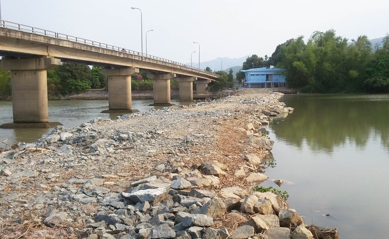 Nha Trang: Báo động thiếu nước vì bị xâm mặn gần 10 km - ảnh 1