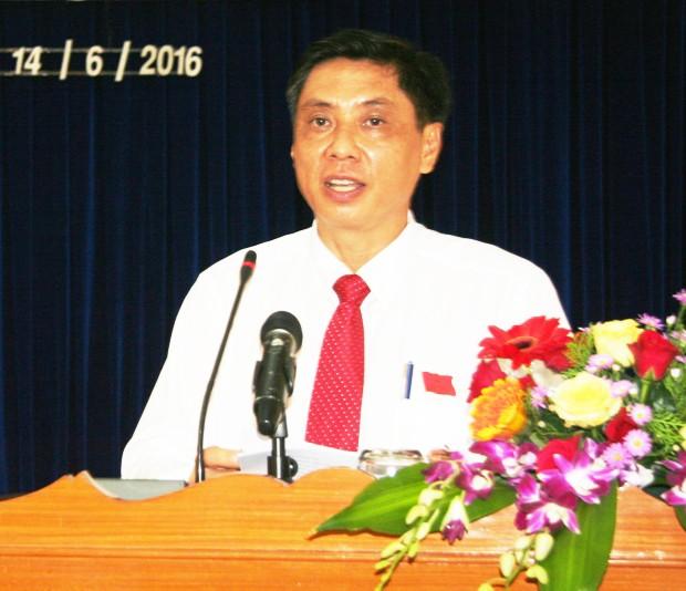 Ông Lê Đức Vinh tái cử chủ tịch UBND tỉnh Khánh Hòa - ảnh 1