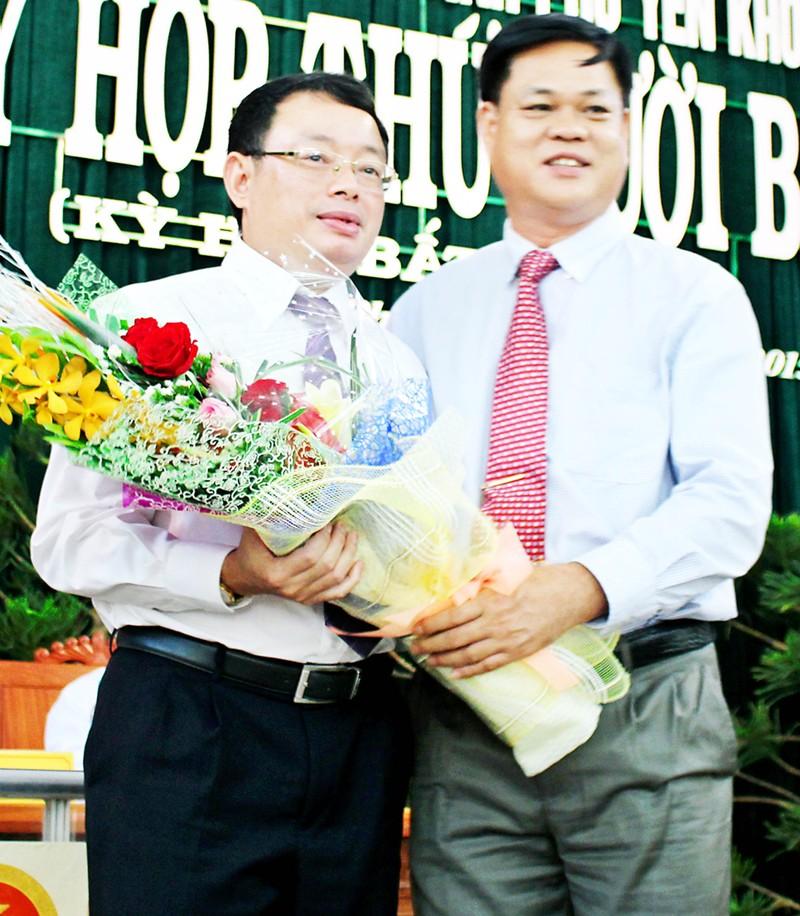 Phần lớn lãnh đạo HĐND, UBND tỉnh Phú Yên tái đắc cử nhiệm kỳ mới - ảnh 1