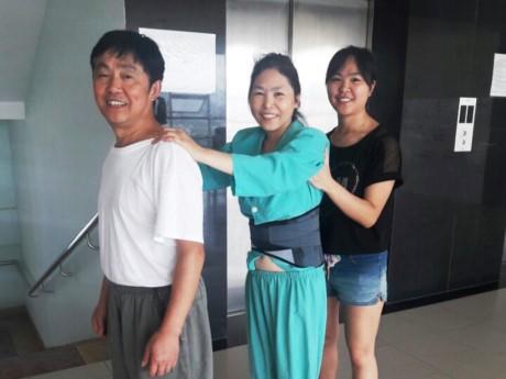 Bệnh nhân người Trung Quốc làm khó bệnh viện  - ảnh 1