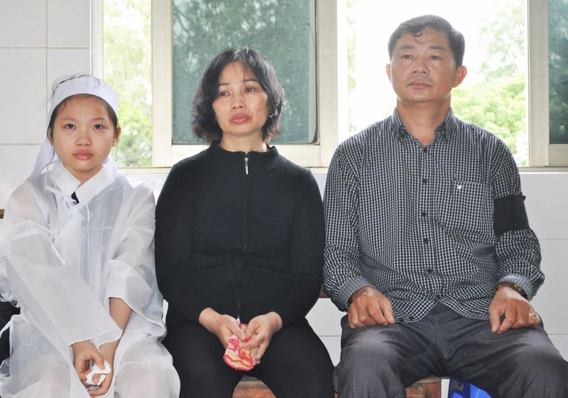 Vụ rơi máy bay ở Phú Yên: Truy phong thiếu úy cho học viên hy sinh - ảnh 7