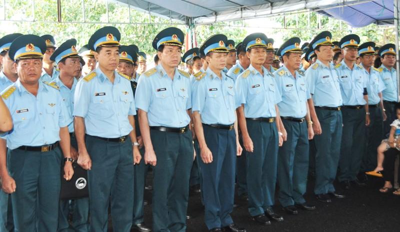 Vĩnh biệt Thiếu úy phi công Phạm Đức Trung - ảnh 3