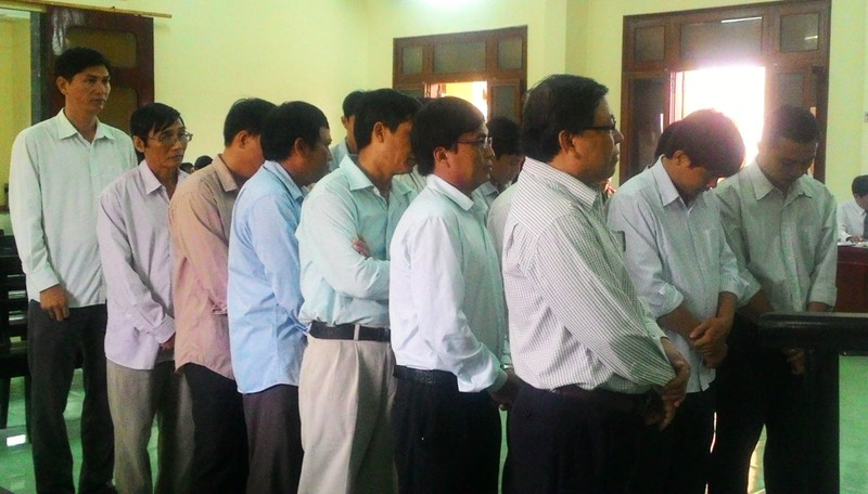 Nguyên chủ tịch huyện Đông Hòa bị đề nghị 12-13 năm tù - ảnh 1