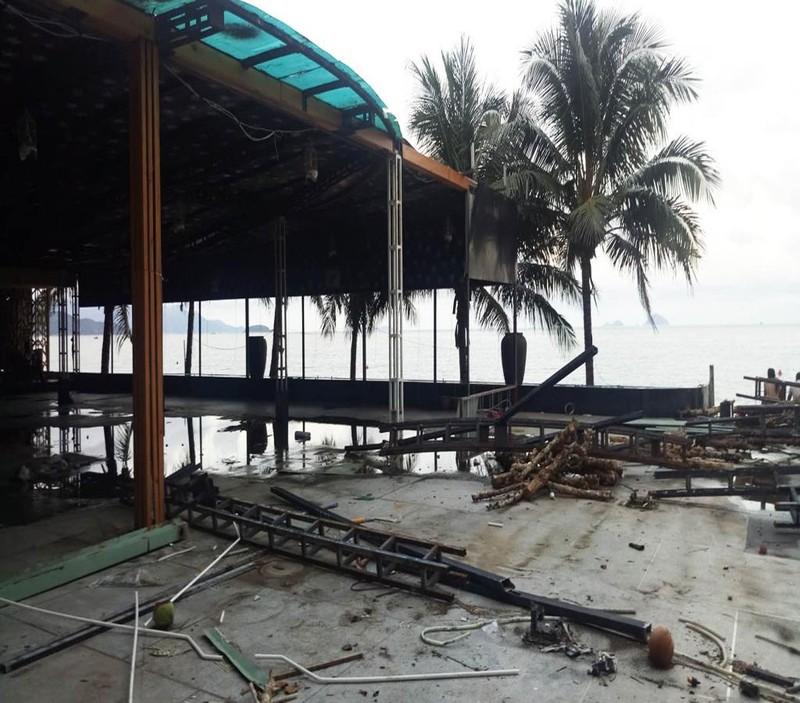 Sau khi tháo dỡ, nhà hàng Bốn Mùa sẽ được chỉnh sửa để tạo thông thoáng cho biển Nha Trang