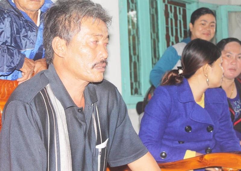 Phú Yên: 3 ngư dân bị lũ cuốn sống sót thần kỳ - ảnh 3