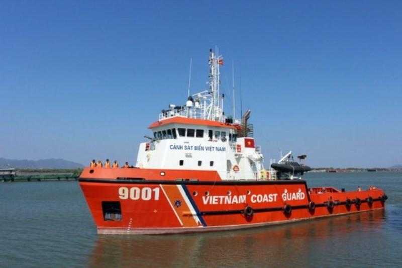 Chìm tàu ở vùng biển Vũng Tàu, 10 ngư dân đang kêu cứu - ảnh 1
