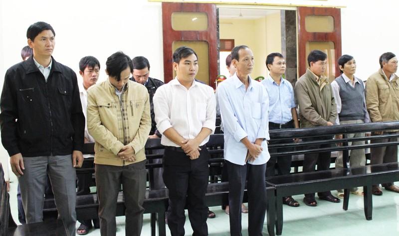 Rút kháng nghị về tăng hình phạt với 13 cựu cán bộ - ảnh 2