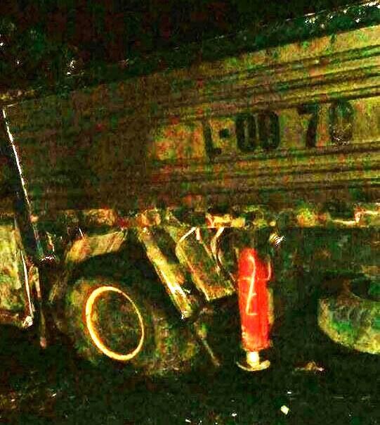 Kinh hoàng 2 người tử nạn trong cabin bốc cháy dữ dội - ảnh 2