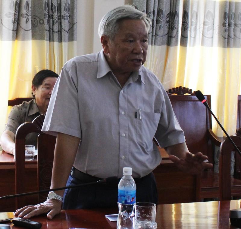 Yêu cầu Phú Yên công bố kết luận các dự án phá rừng - ảnh 1