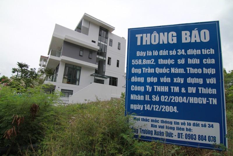 Khởi tố vụ án lừa đảo tại dự án Ocean View Nha Trang - ảnh 1