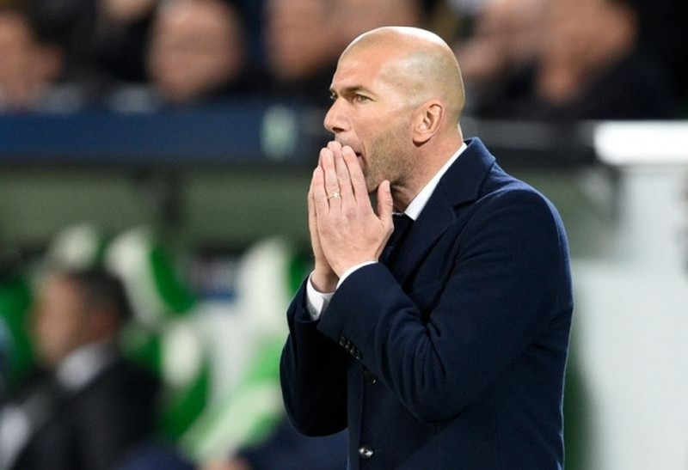 Zidane: 'Real còn 90 phút nữa' - ảnh 1